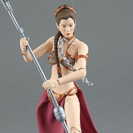 Star Wars Princess Leia (Slave Outfit) The Black Series - Hasbro