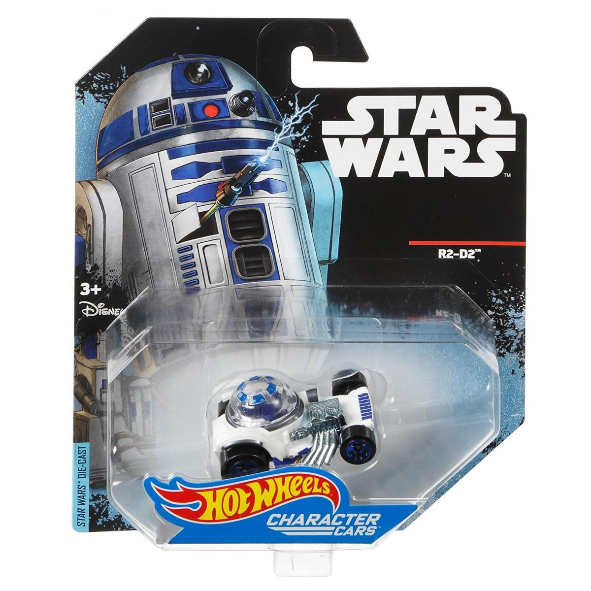 Star Wars: R2-D2 - Hot Wheels