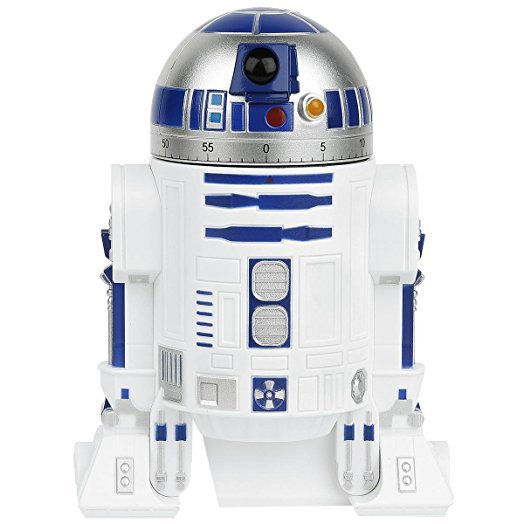 Star Wars R2-D2 Kitchen Timer- ThinkGeek (Apenas Venda Online)
