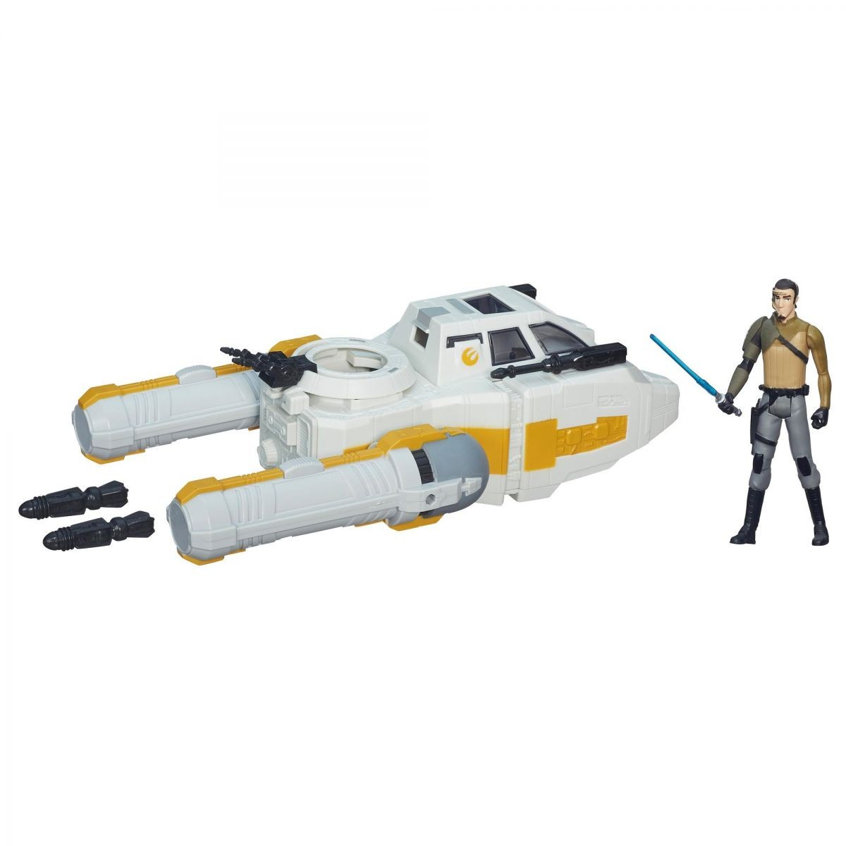 Star Wars Rebels Y-Wing - Hasbro