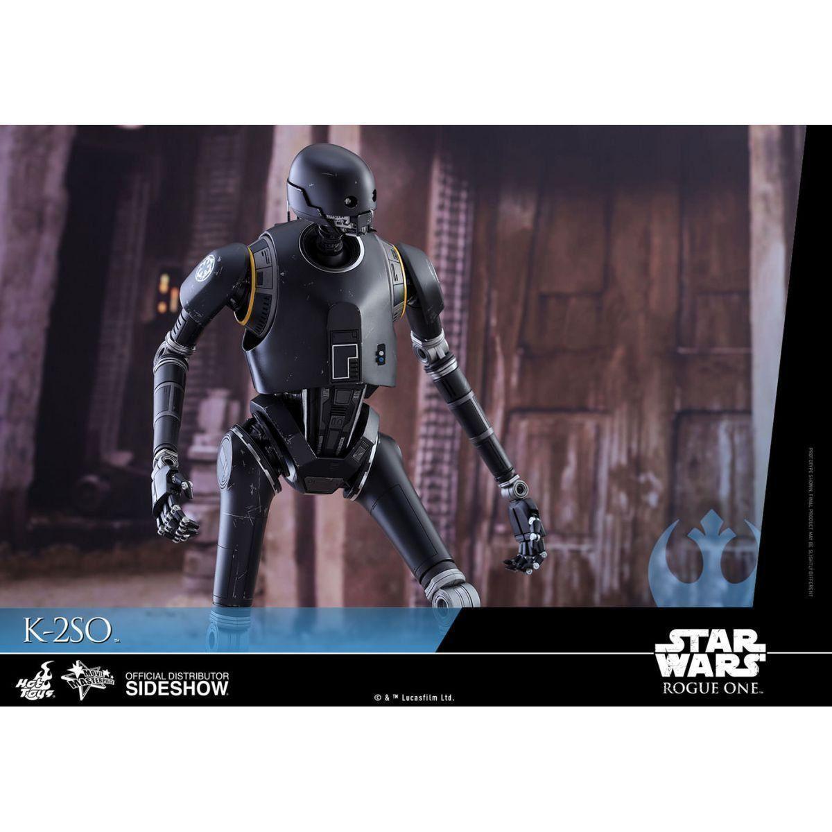 PRÉ VENDA: Boneco K-2SO: Rogue One: Uma História Star Wars Escala 1/6 - Hot Toys