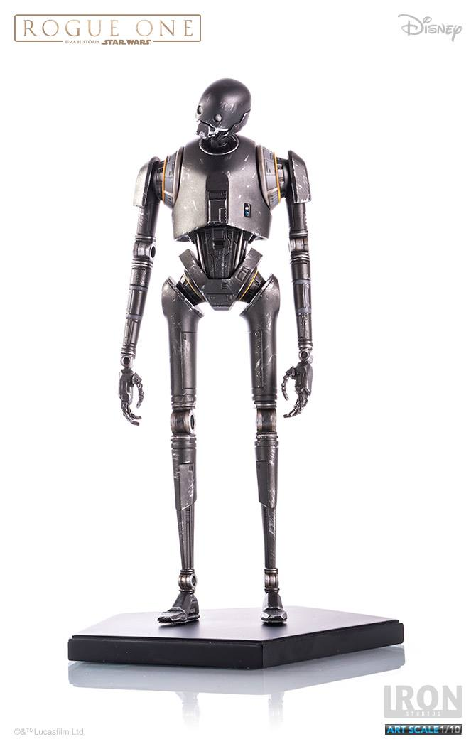 Star Wars Rogue One: K-2SO - Iron Studios