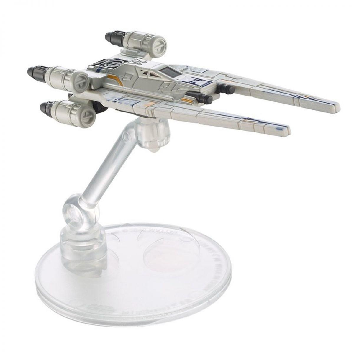 Star Wars Rogue One: Rebel U-Wing Fighter - Hot Wheels