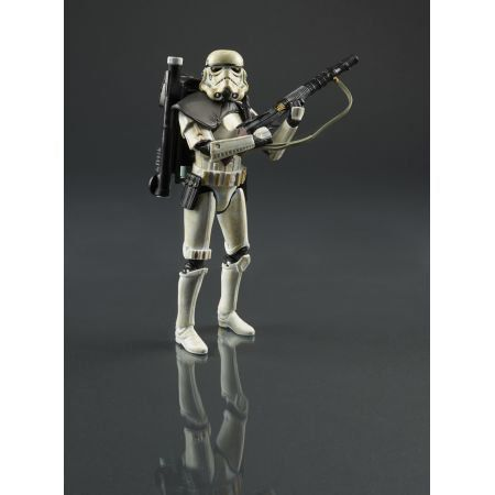 Star Wars Sandtrooper The Black Series - Hasbro