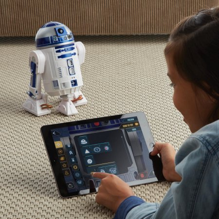 Star Wars Smart R2-D2 Exclusivo - Hasbro