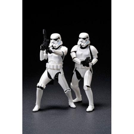 Star Wars Stormtrooper ArtFX 2 (Pack c/ 2) - Kotobukiya