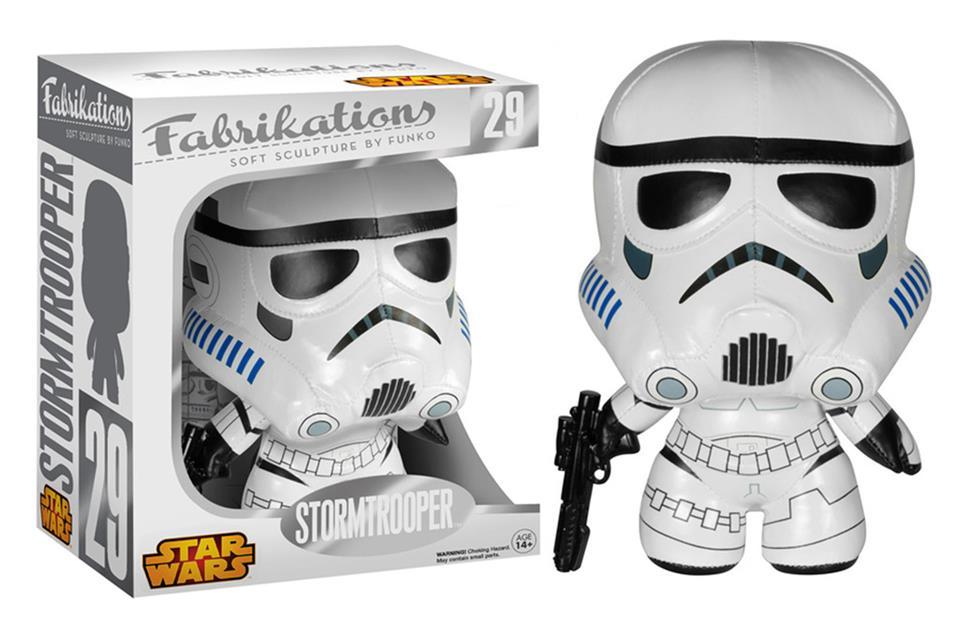 Funko Star Wars Stormtrooper Fabrikations - Funko
