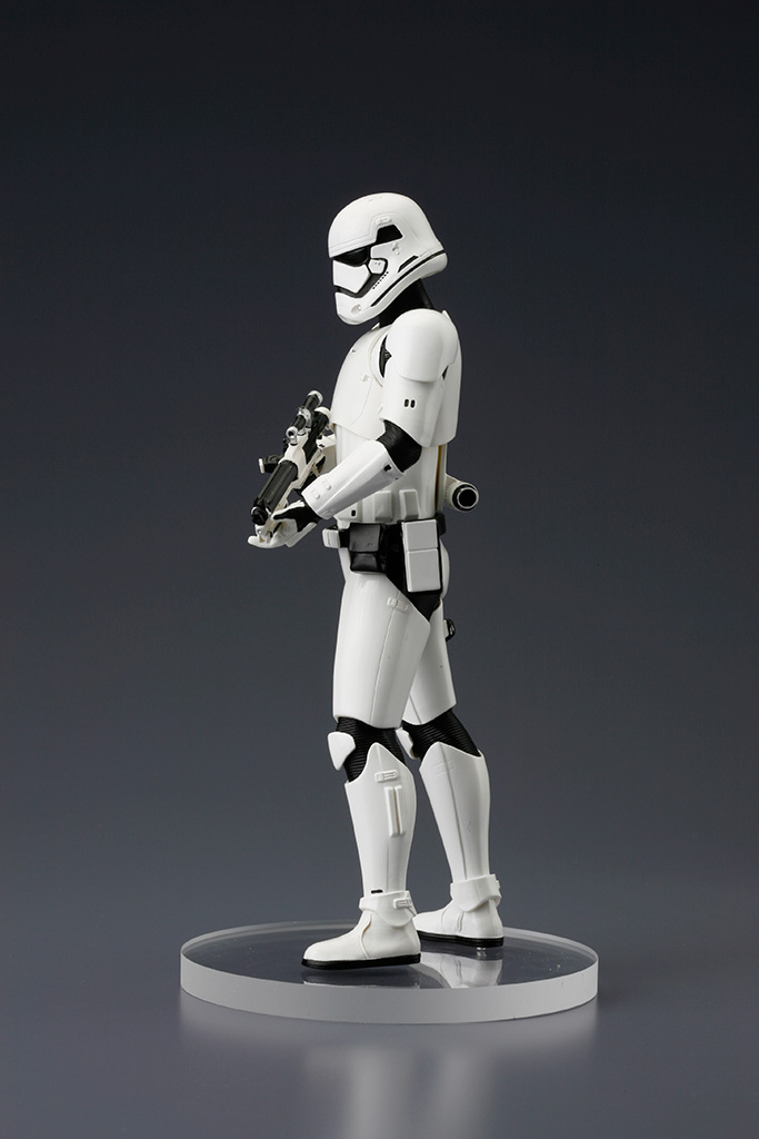 Star Wars The Force Awakens ArtFX+ Statue First Order Stormtrooper 2 Pack - Kotobukiya