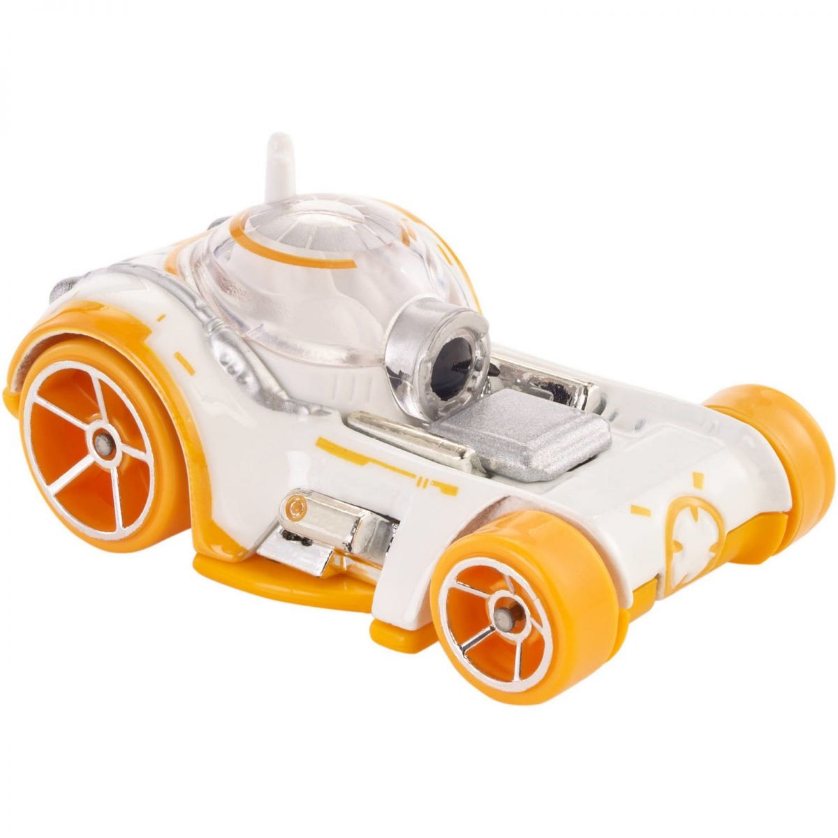 Carrinho Hot Wheels BB-8: Star Wars The Force Awakens - Mattel