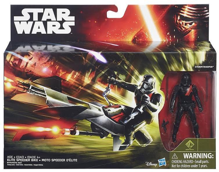 Star Wars The Force Awakens: Elite Speeder Bike - Hasbro