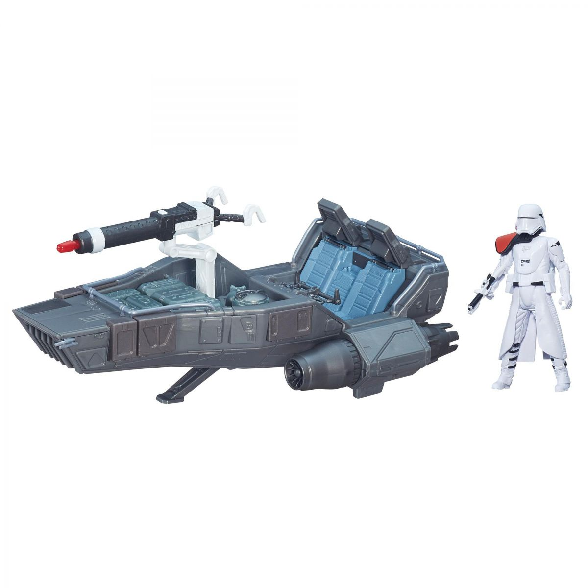 Star Wars The Force Awakens First order Snowspeeder - Hasbro