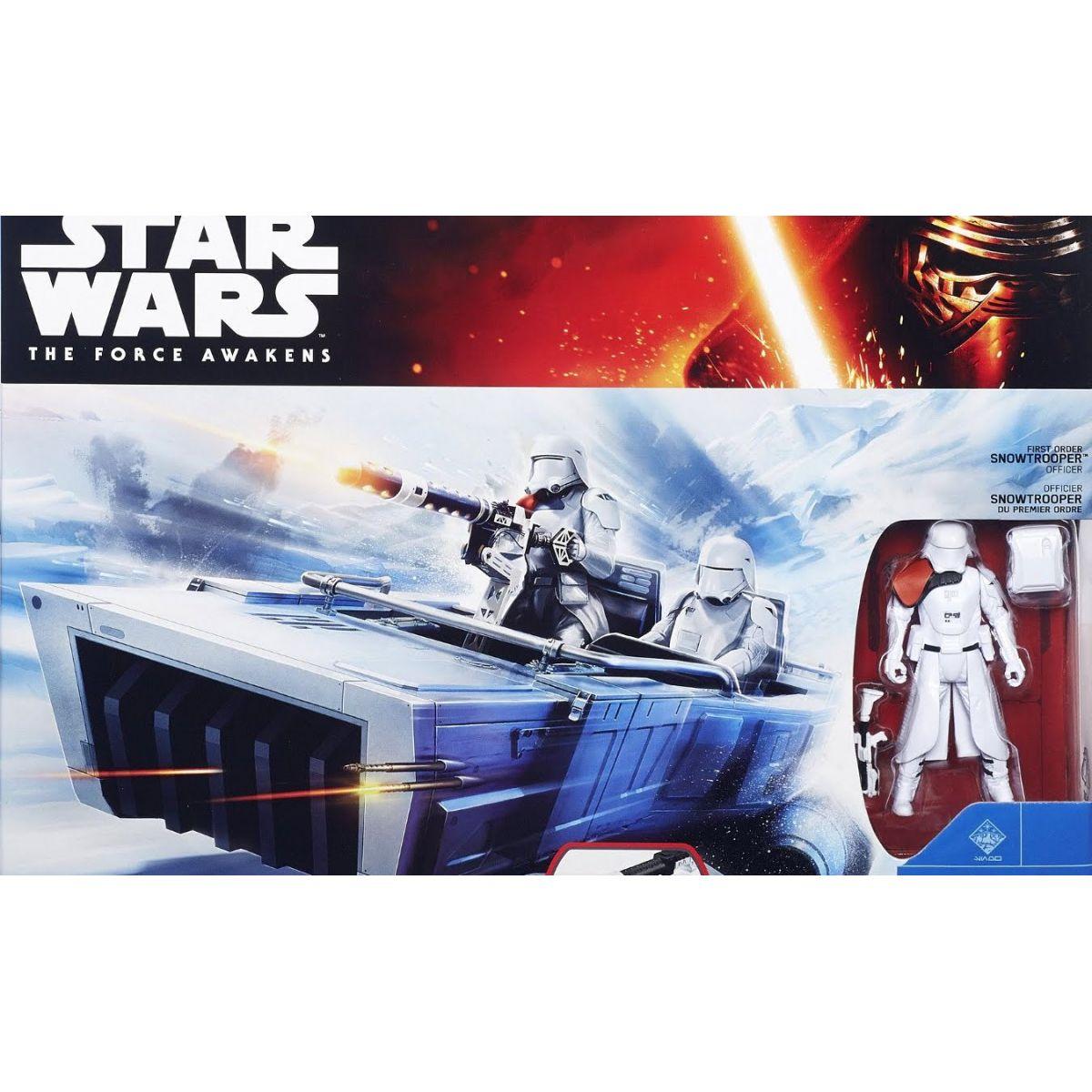 Star Wars The Force Awakens First order Snowspeeder - Hasbro