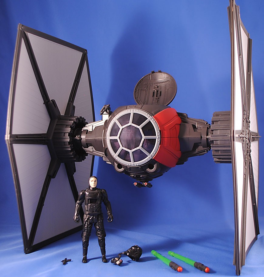 Star Wars The Force Awakens First order Tie Fighter - Hasbro
