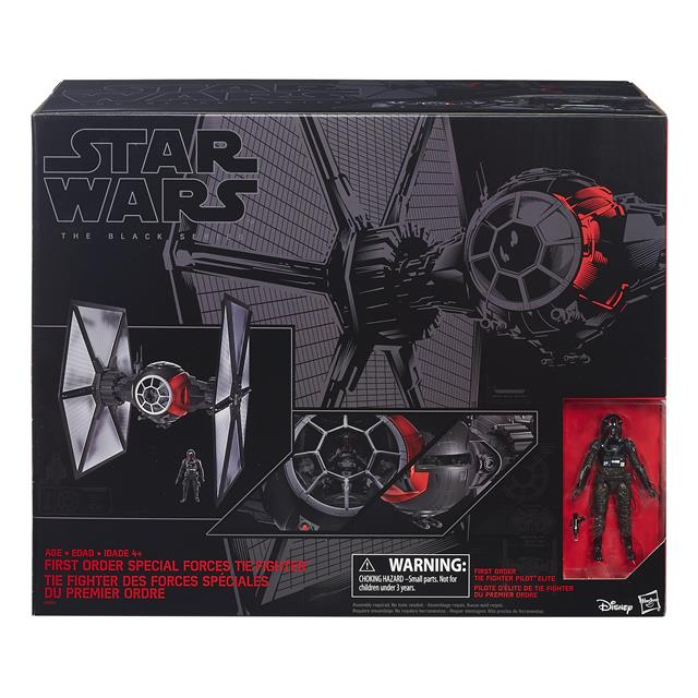 Star Wars The Force Awakens Tie Fighter - Hasbro