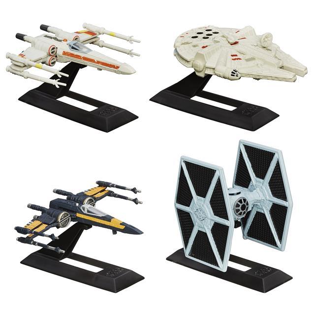 Star Wars Veículos Diecast Multipack - Hasbro (Produto Exposto)