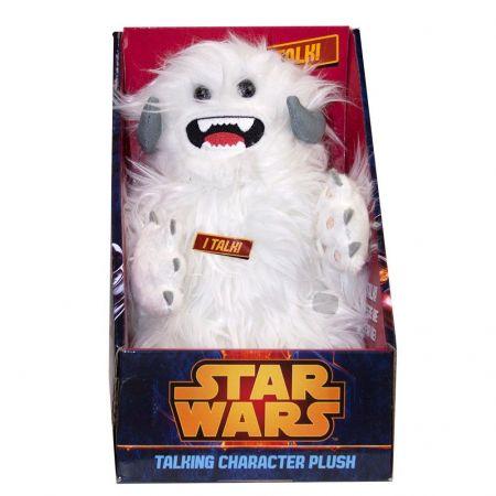 Star Wars Wampa (Pelúcia Falante) - Underground Toys
