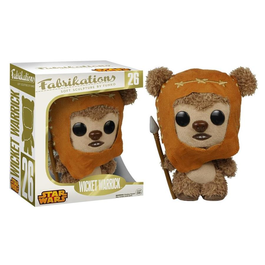 Funko Star Wars Wicket Fabrikations - Funko