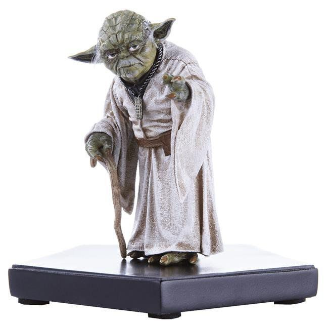 Estátua Yoda: Star Wars Art Scale Escala 1/10 - Iron Studios - CD
