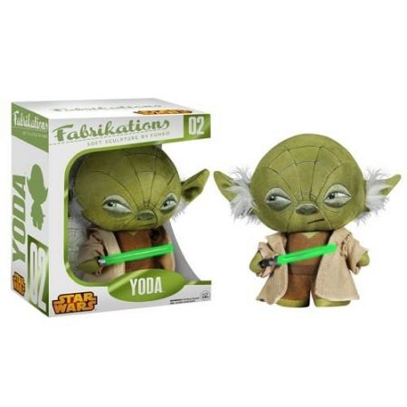 Funko Star Wars Yoda Fabrikations - Funko