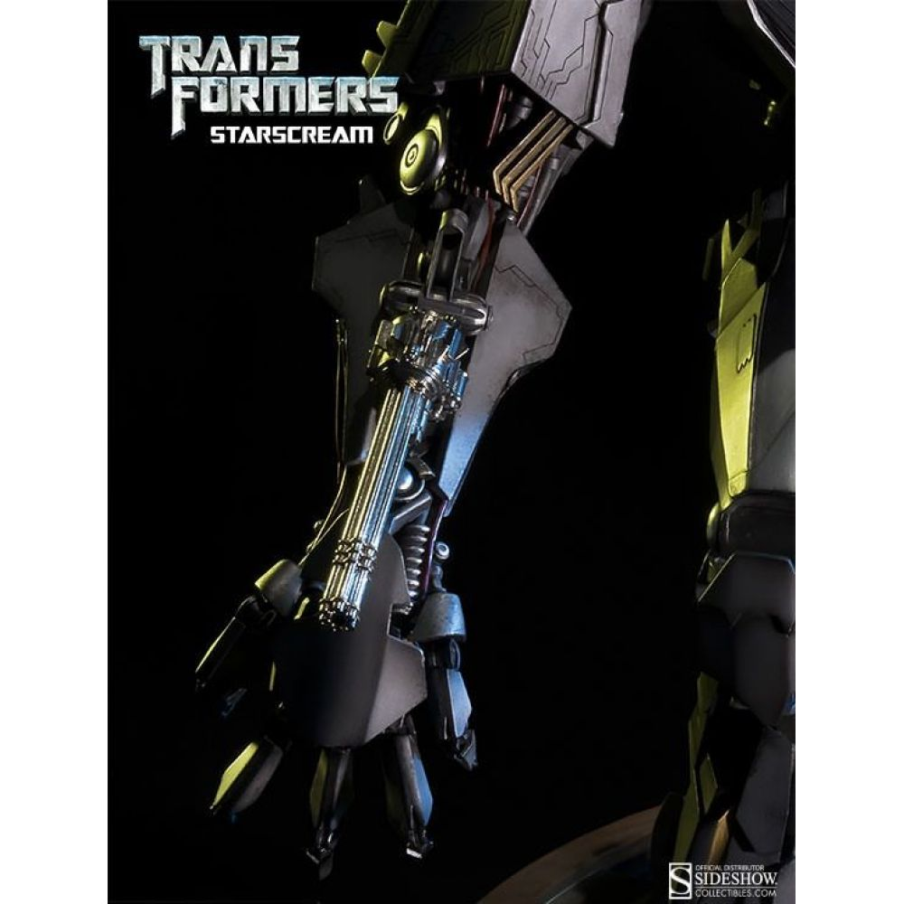 Starscream Transformers Estátua - Sideshow