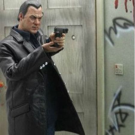 Steven Seagal Action Figure 1:6 - Art Figures