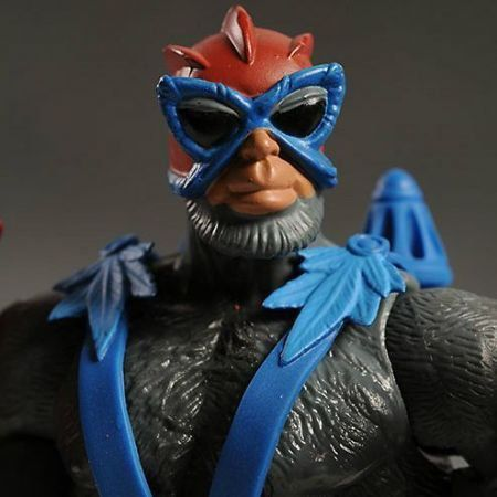 Stratos Masters of the Universe He-Man - Mattel