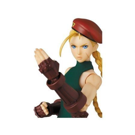 Street Fighter 4 Real Action Heroes Cammy 1:6 - Medicom