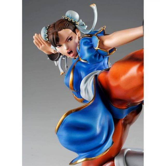 Street Fighter Chun-Li Statue 1:8 - Tsume