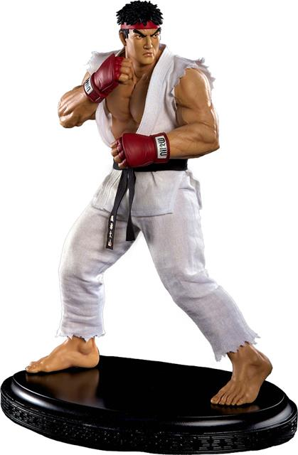 Street Fighter: Ryu Estátua Escala 1/4 - Pop Culture Shock (Produto Exposto)