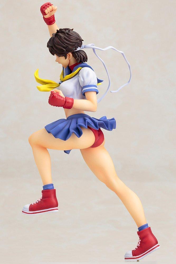 Estatua Sakura: Street Fighter Bishoujo - Kotobukiya