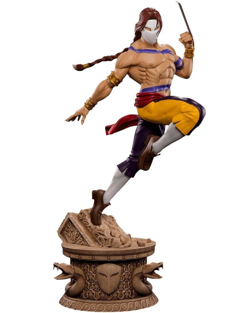 Street Fighter Statue - Vega Escala 1/4 PopCultureShock