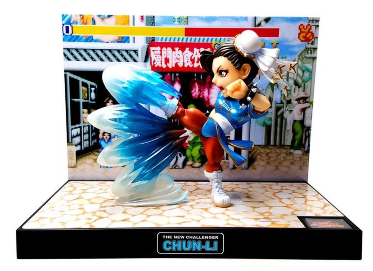 Street Fighter The New Challenger: Chun li - Big Boys Toys