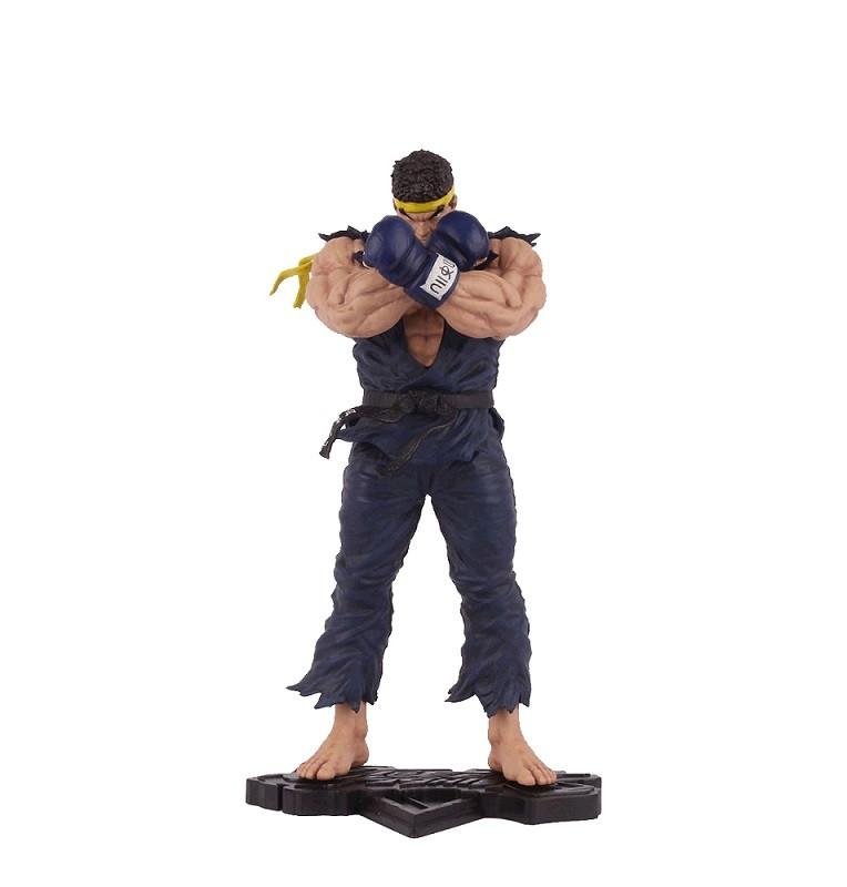 Street Fighter V: Ryu (Blue) Estátua Exclusivo SDCC 2016 - Capcom