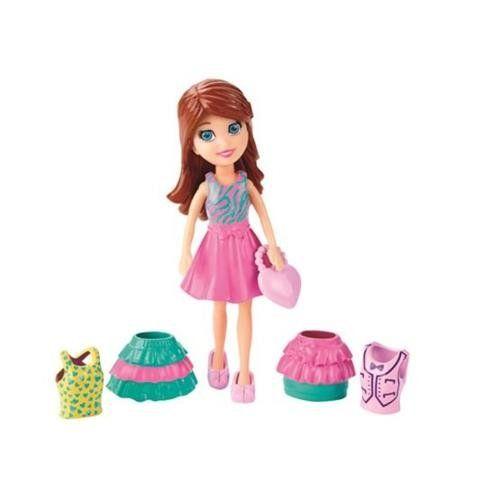 Super Fashion Lila: Polly Pocket - Mattel