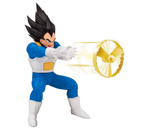 Super Lançador Circulo de Fogo Vegeta: Dragon Ball Super - Bandai