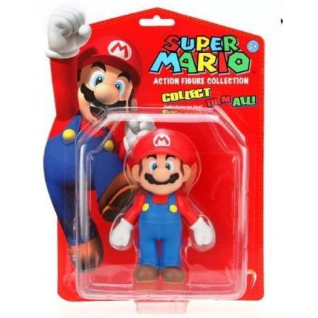 Super Mario Action Figure Collection - Nintendo