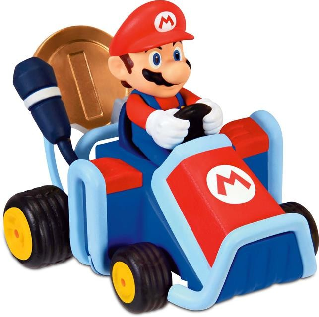 Super Mário Kart Racers: Mario - DTC