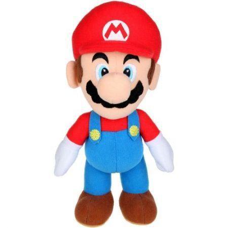 Super Mario Mario (Pelúcia) - Nintendo
