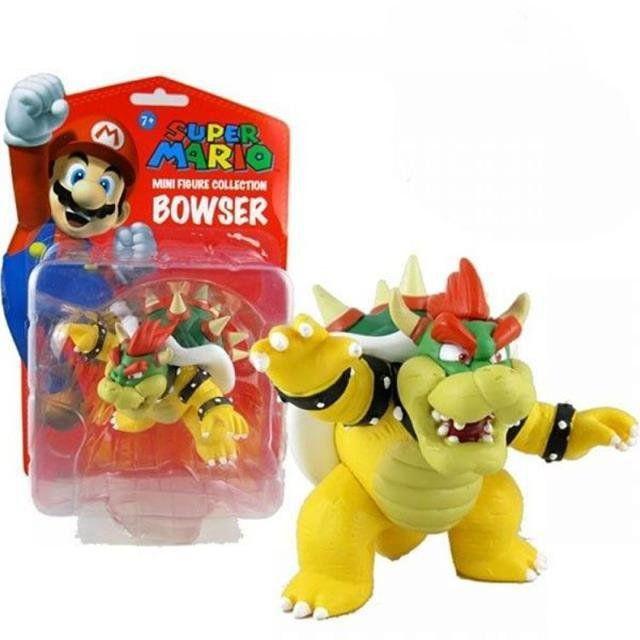Super Mario Mini Figure Collection Bowser 4