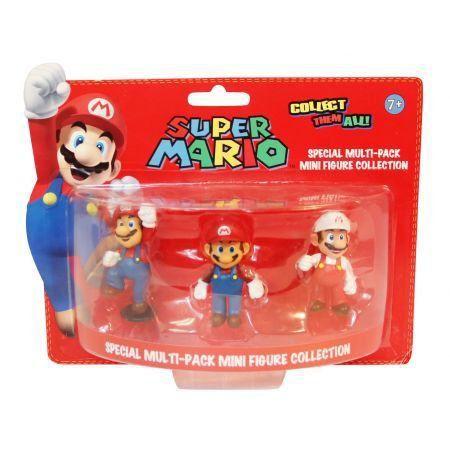 Super Mario Pack com 3 - Nintendo