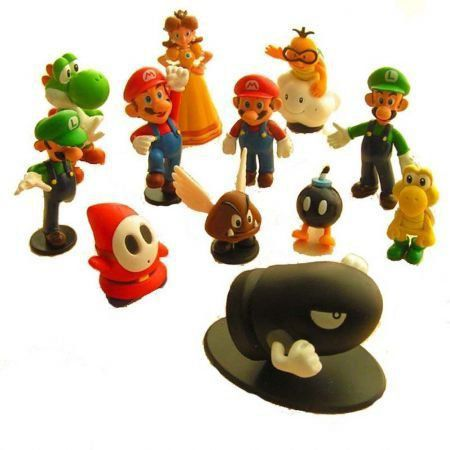 Super Mario Special 12 Pack Collection - Godie