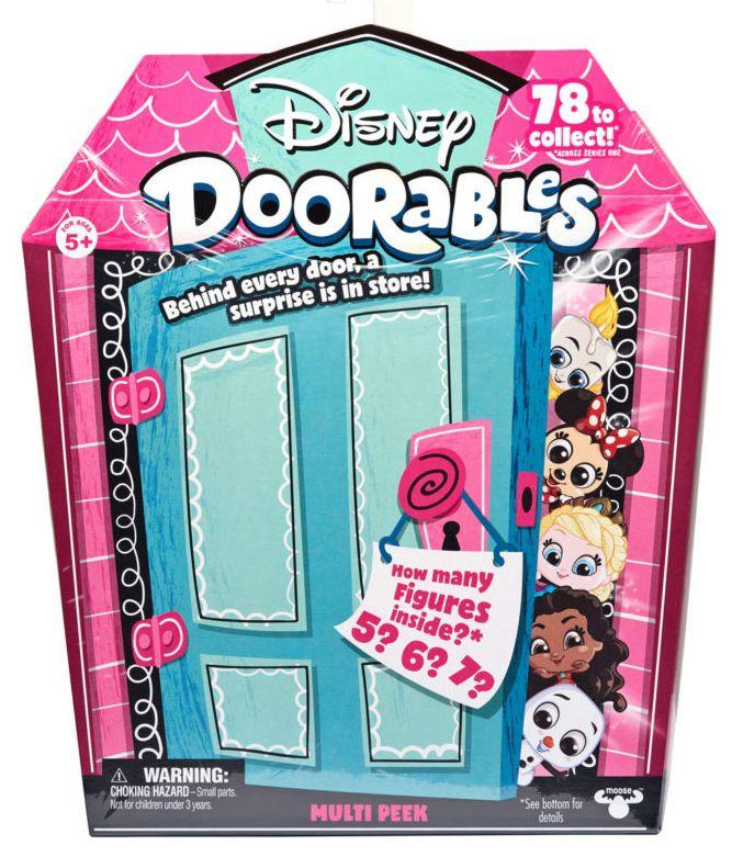 Super Playset Doorables: Disney (Surpresa) - DTC