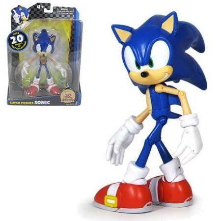 Super Poser Sonic - Jazwares