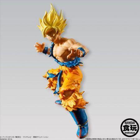 Super Saiyajin Son Goku Dragonball Styling - Bandai
