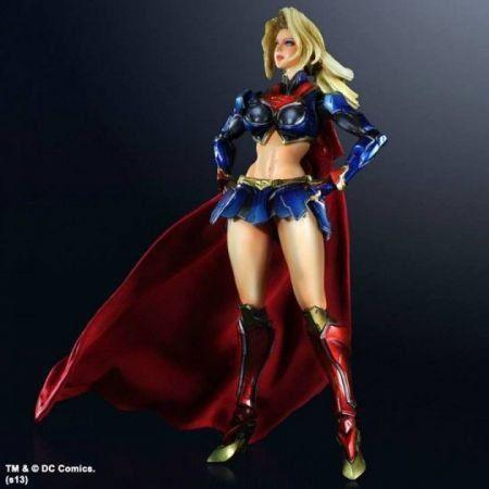 Supergirl DC Variant - Play Arts