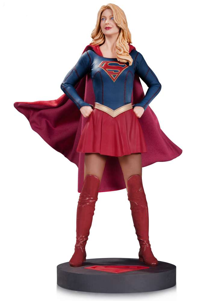 EM BREVE: Estátua Supergirl: Série de TV (Supergirl TV Series) - DC Collectibles