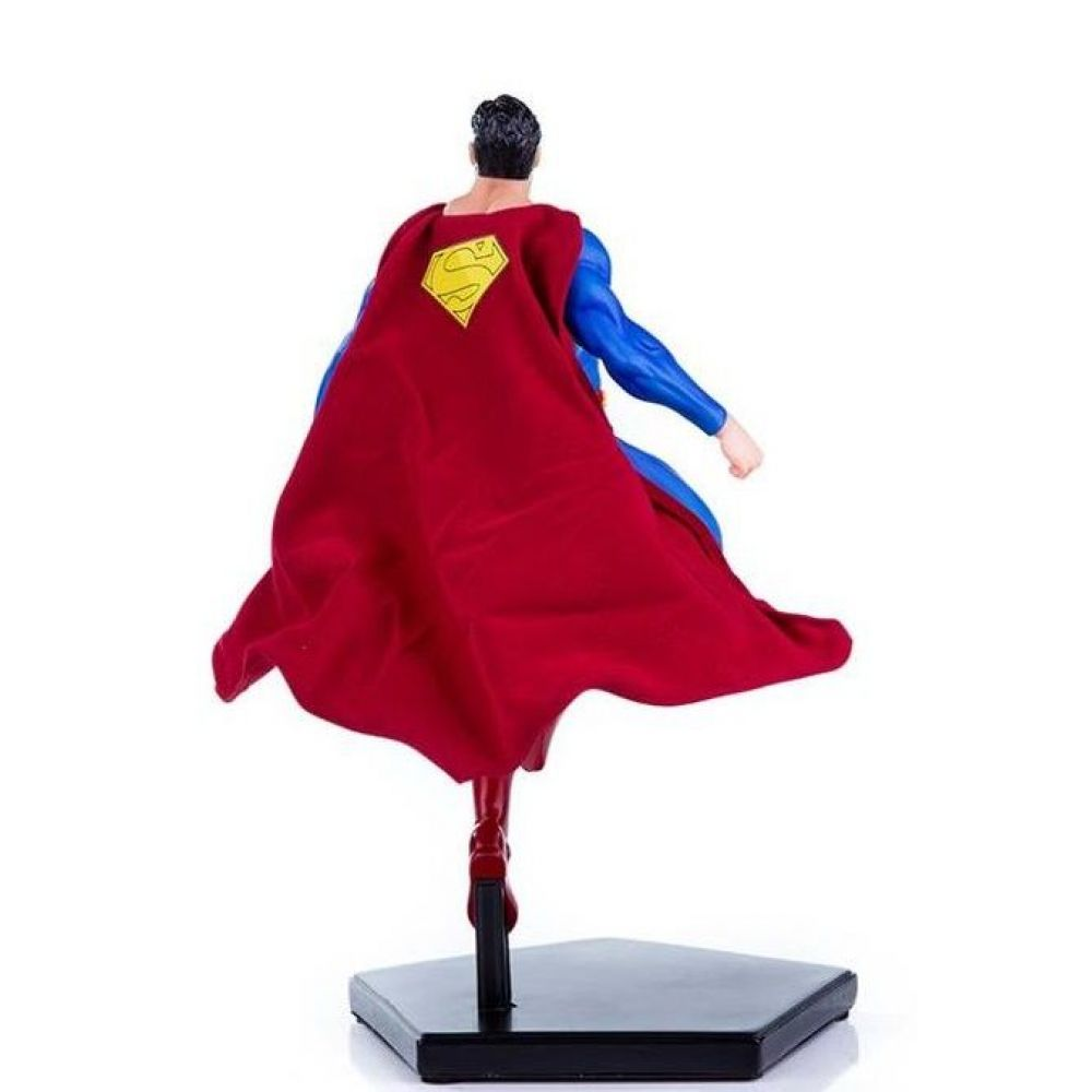 Superman Estátua Escala 1/10 - Iron Studios