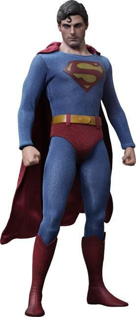 Superman III Evil Versão Escala 1/6 - Hot Toys