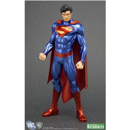 Superman Liga da Justiça New 52 Estátua Artfx 1:10 - Kotobukiya