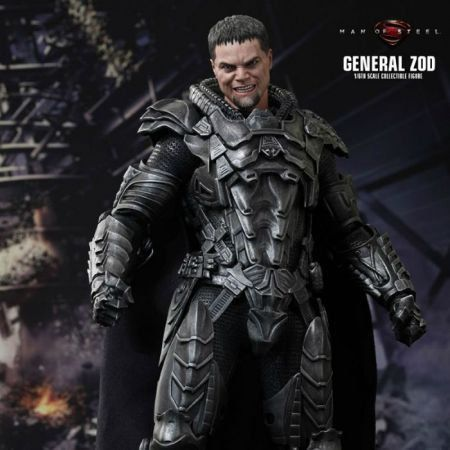Superman Man of Steel General Zod 1:6 - Hot Toys